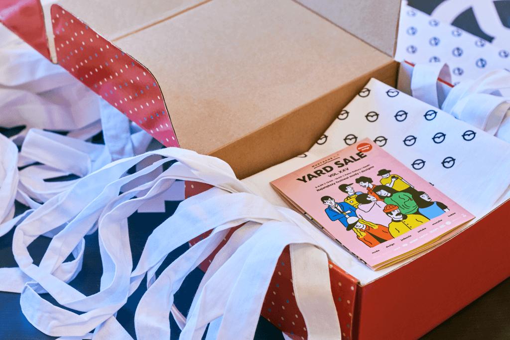 krabice ke speciálním příležitostem