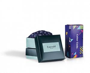 Dvoudílný produktový box (s víkem)