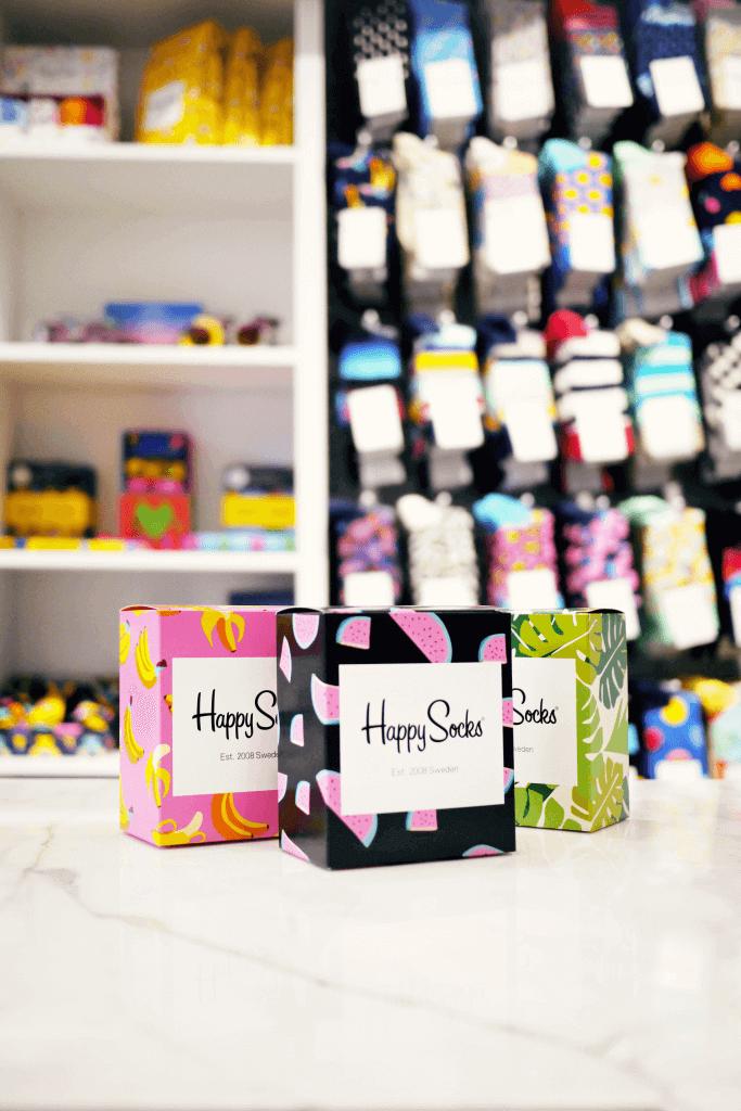 happy socks boxes