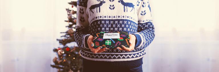 Vánoce přicházejí! – Rozhovor s Happy Socks