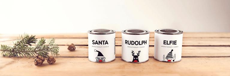 20 nápadů s kterými lehce navrhnete vánoční obaly